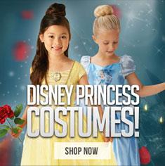 Disney Princess Costumes