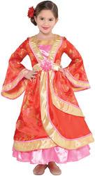 Sassy Samurai Girls Costume
