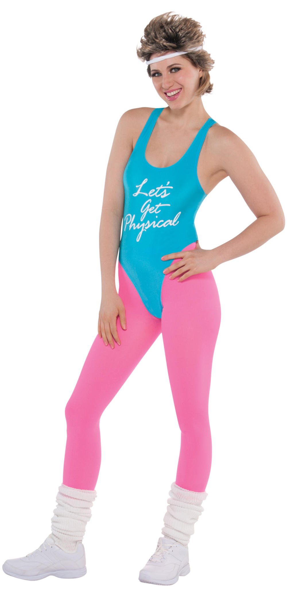 Getting Physical Ladies Costume