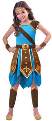 Wondrous Warrior Girls Costume