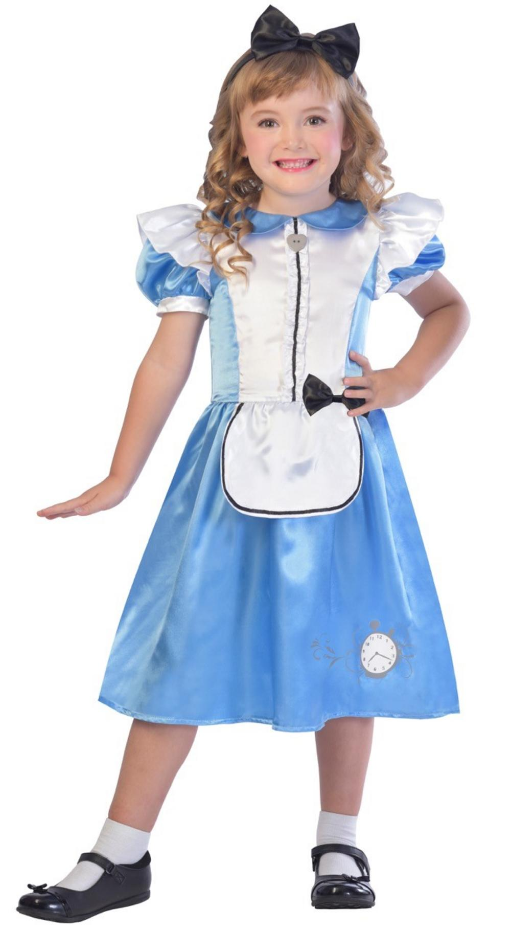 Amazing Alice Girls Costume