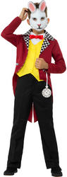 Mr White Rabbit Boys Costume