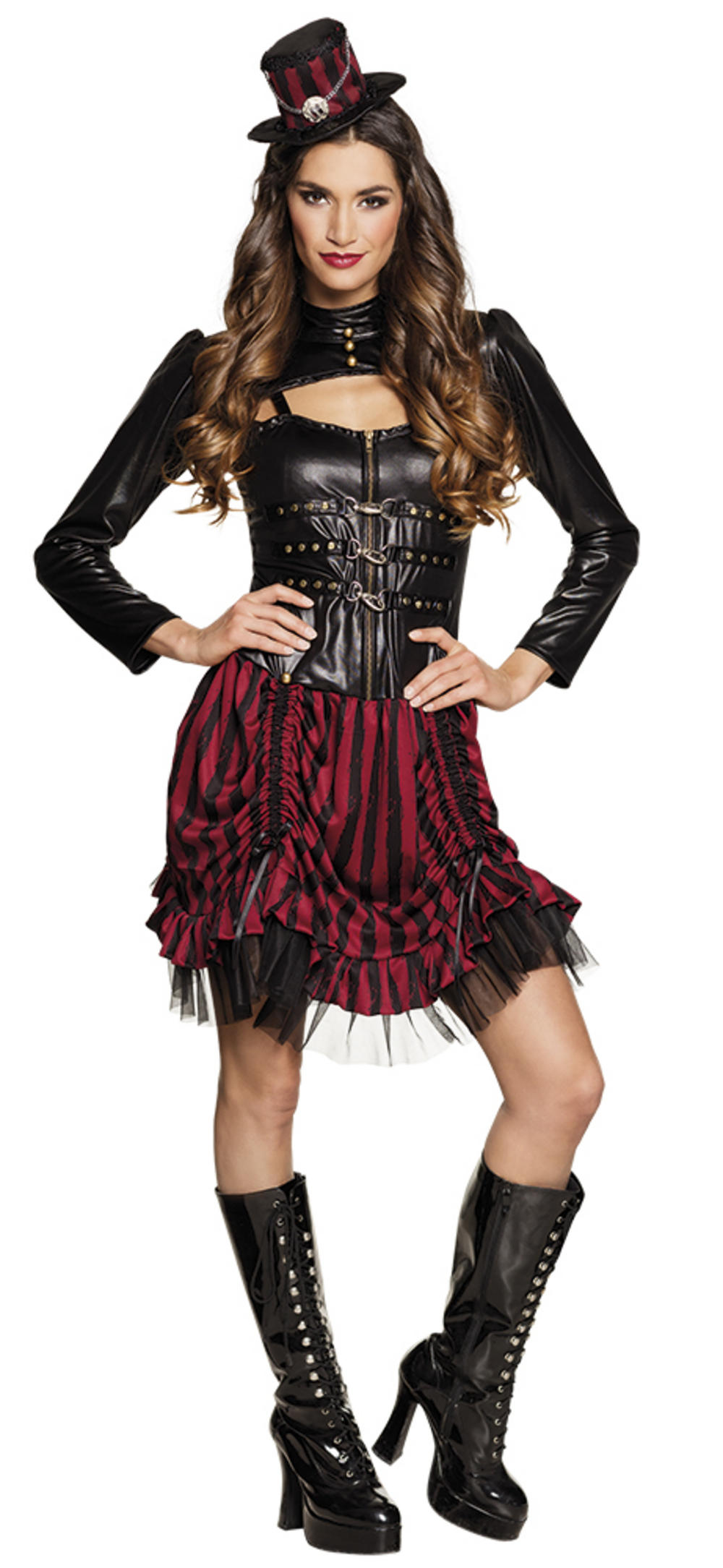 Mrs Steampunk Ladies Costume