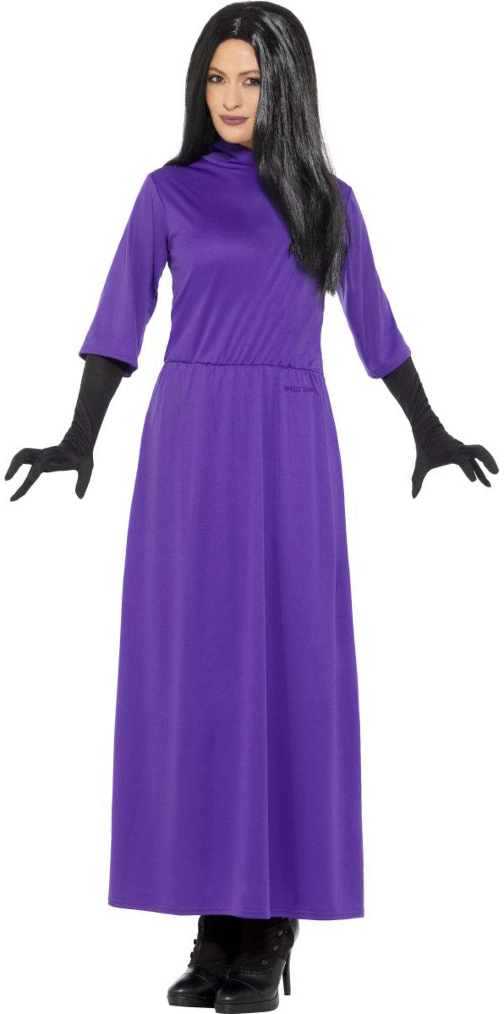 Roald Dahl The Witches Ladies Costume