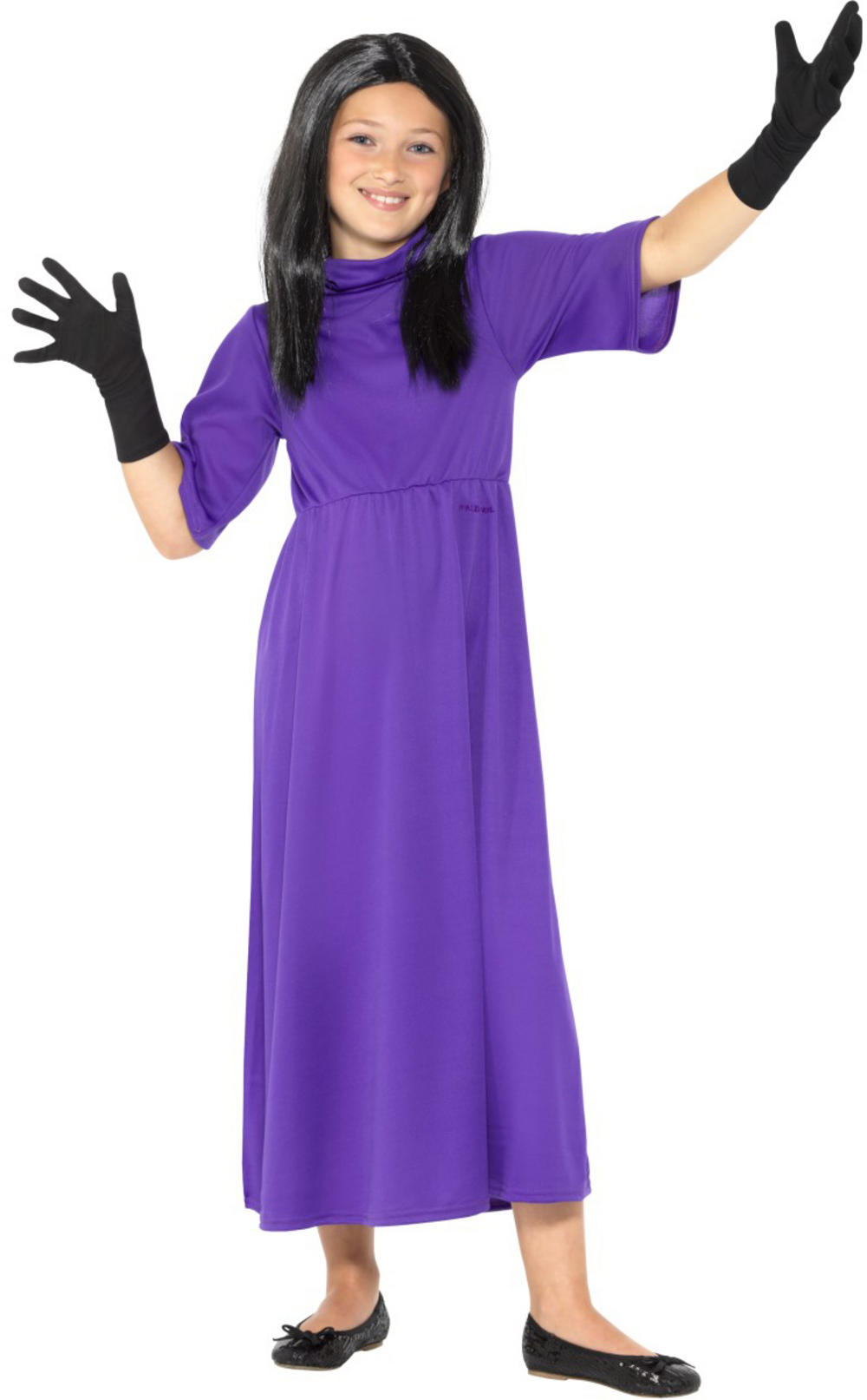 Roald Dahl The Witches Girls Costume