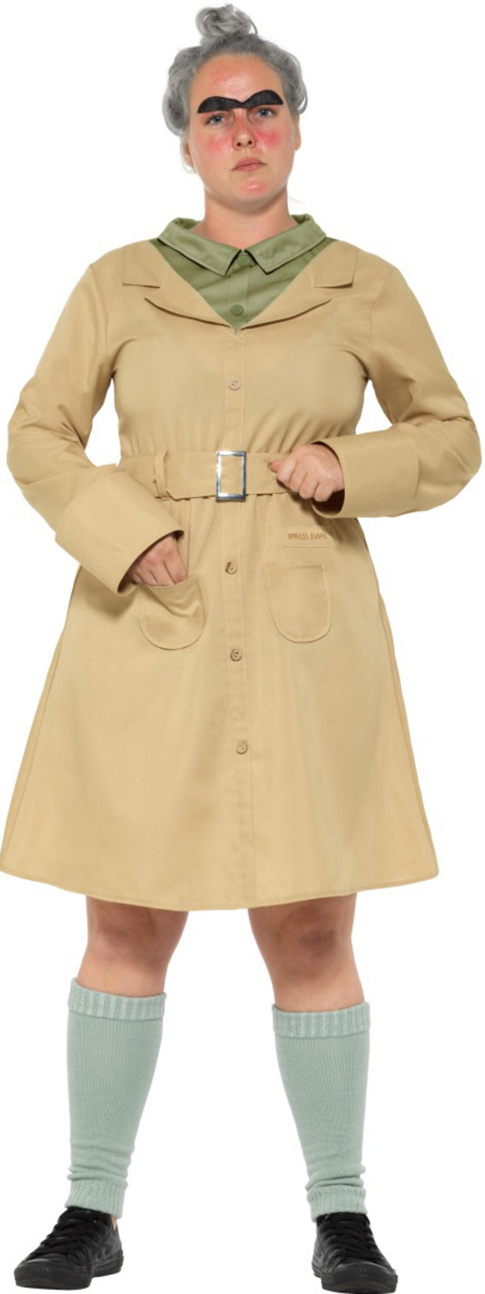 Roald Dahl Miss Trunchbull Ladies Costume