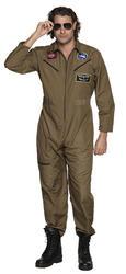 Jet Pilot Mens Costume
