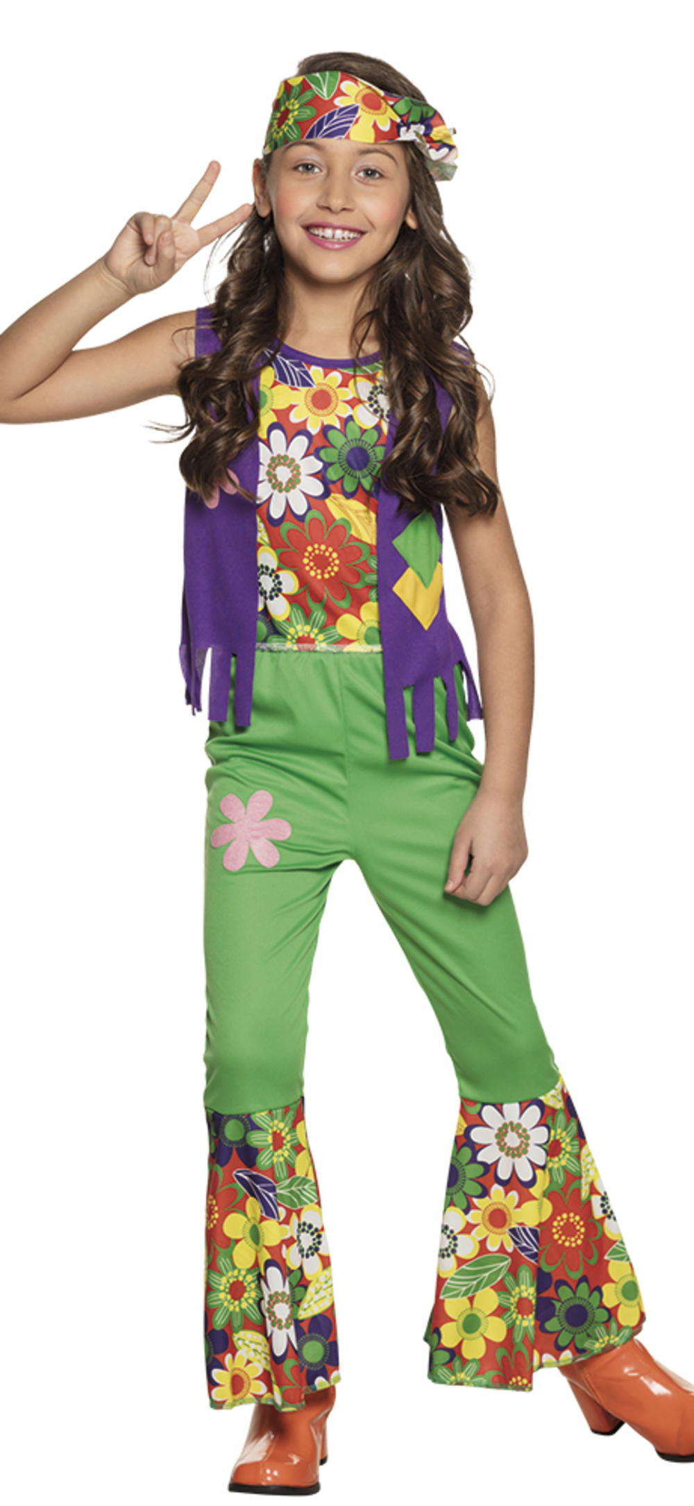 Woodstock Girls Costume