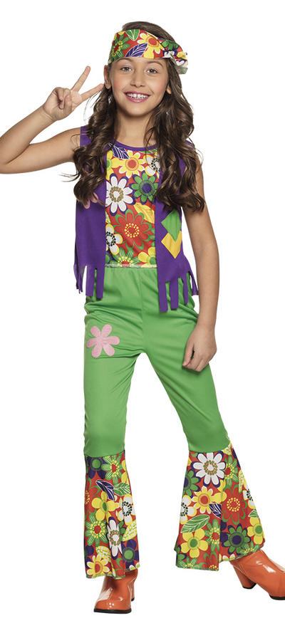 Woodstock Girls Costume