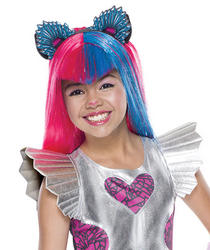Catty Noir Monster High Costume Wig