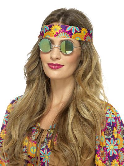 Mirrored Hippie Specs