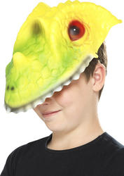 Crocodile Head Kids Mask