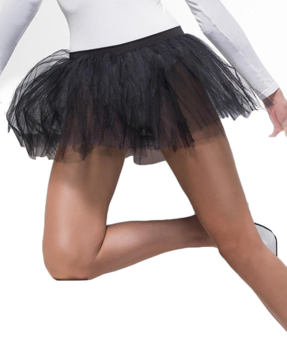 Black Tutu Underskirt Costume Accessory