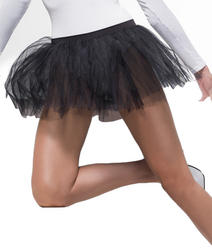 Black Tutu Underskirt Costume Accessory