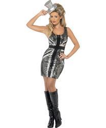 Limited Edition Rule Britannia Diamond Dress Costume