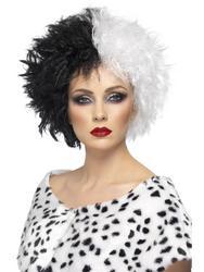 Evil Madame Wig Costume Accessory