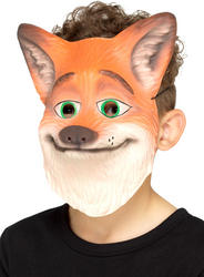Fantastic Mr Fox Roald Dahl Costume Mask