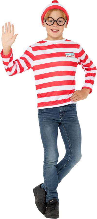 Wheres Wally Kids Costume Kit