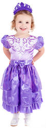 Princess Amethyst Toddler Costume