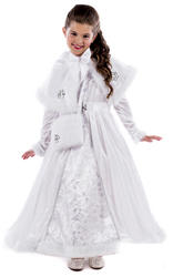 Royal Ball Gown Isabella Girls Costume