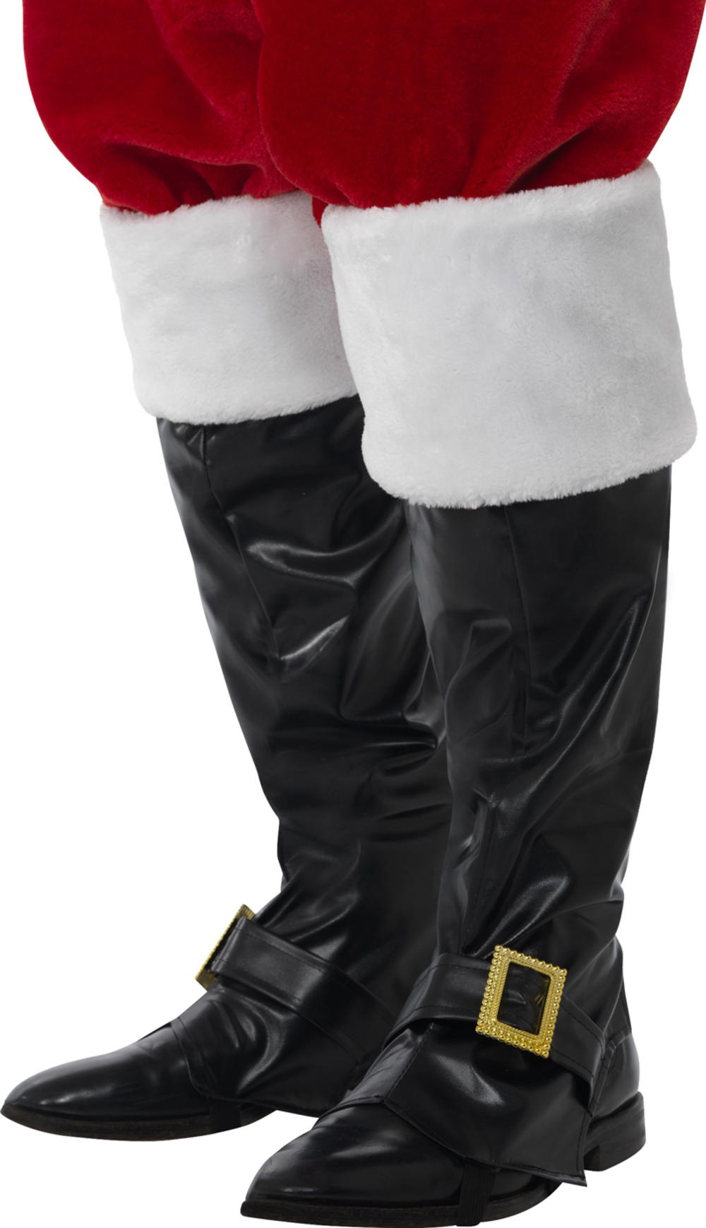 Deluxe Santa Boot Covers