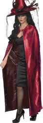 Red & Black Reversible Adults Cape