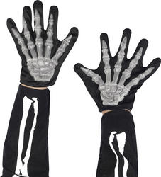 Skeleton Childs Gloves