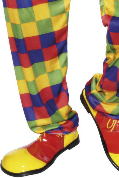 Clown Shoes Costume Accessory