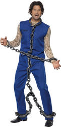 Convict Chains Costume Accessory