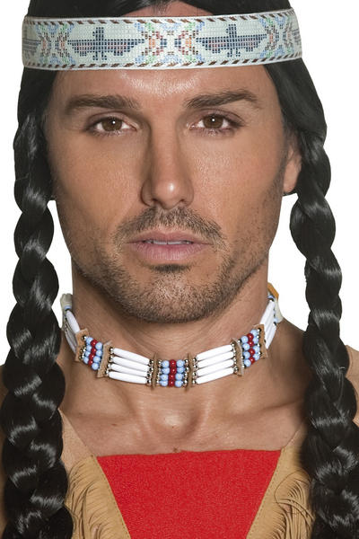 Native American Inspired Choker