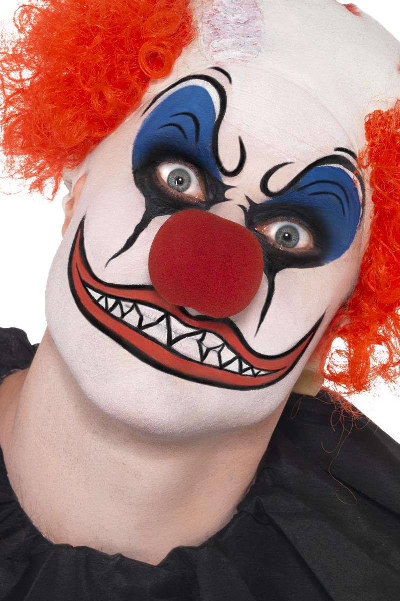 clown make up kit halloween accessories mega fancy dress. Black Bedroom Furniture Sets. Home Design Ideas