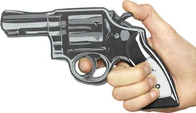 Cartoon Pistol Gun