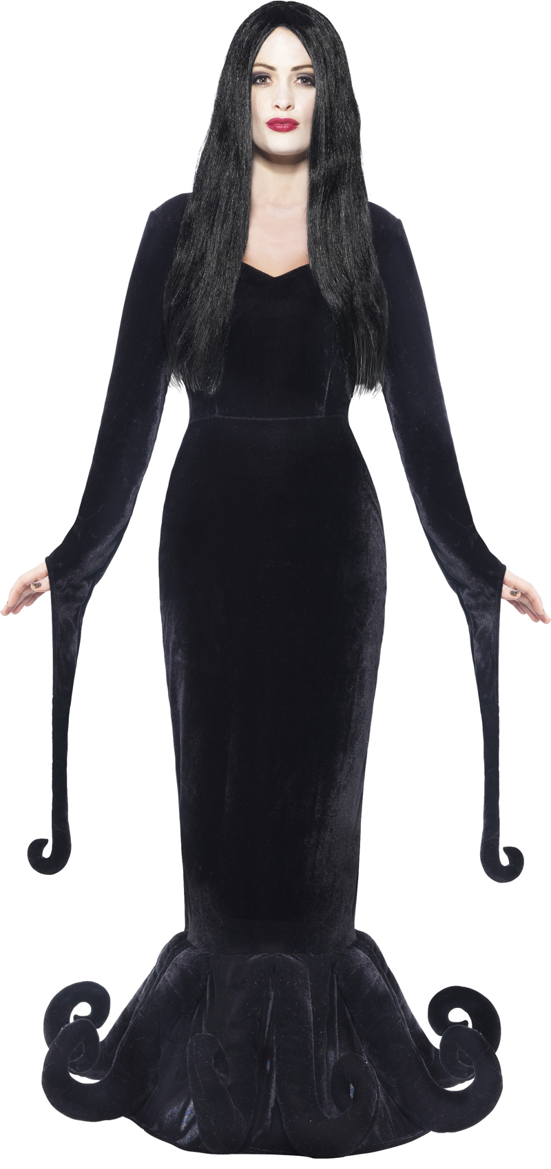 Morticia Addams Costume All Ladies Halloween Costumes Mega Fancy
