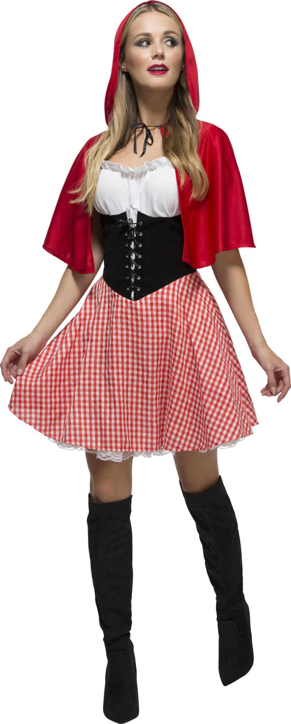 Fever Red Riding Hood Ladies Costume