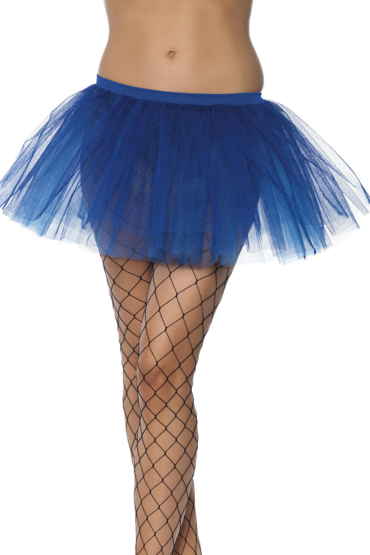 Blue Tutu Underskirt Costume Accessory