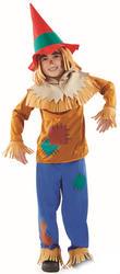 Scarecrow Boys Fancy Dress