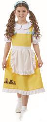 Goldilocks Girls Fancy Dress