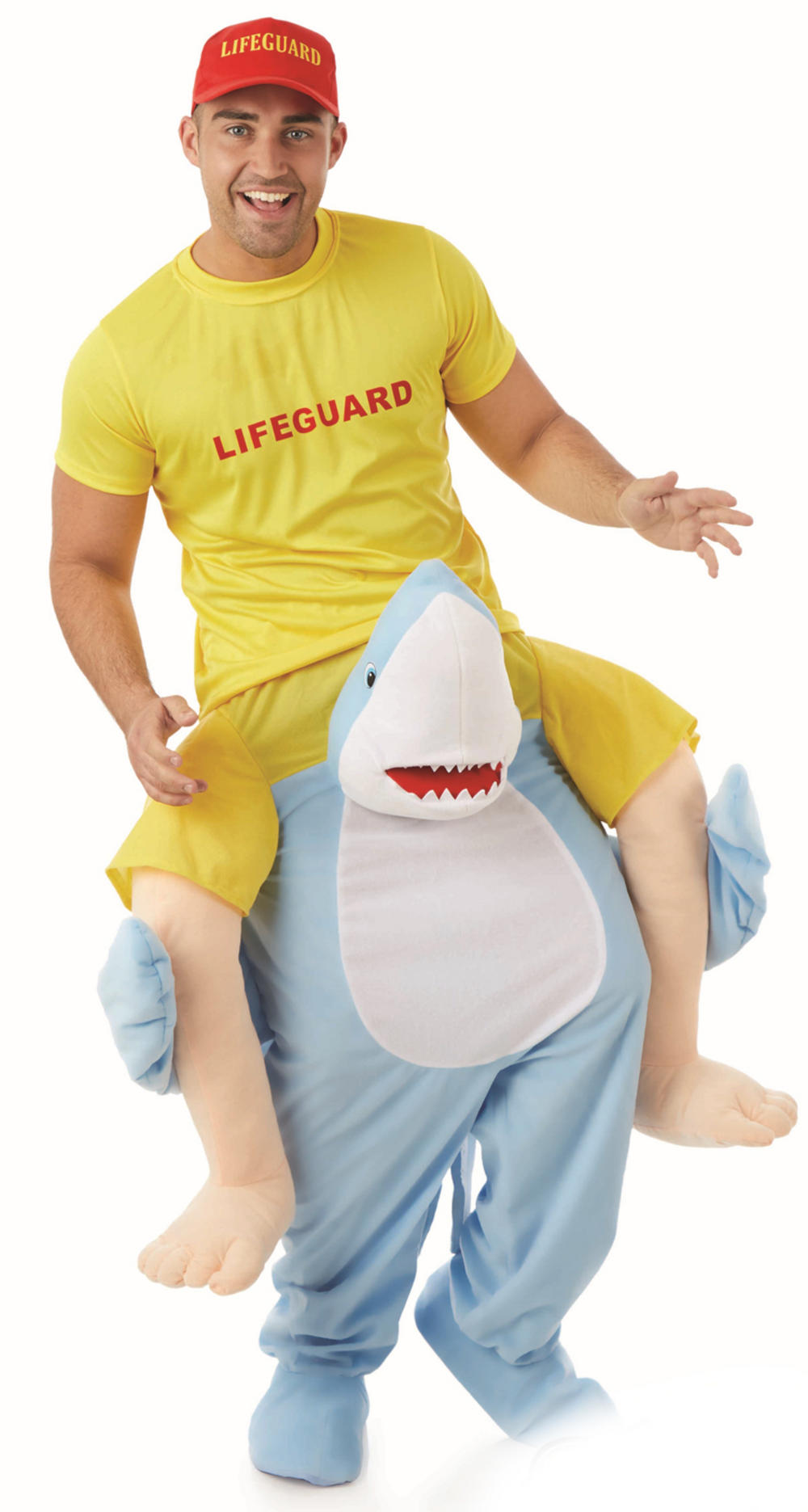 Lift Me Up Shark Costume