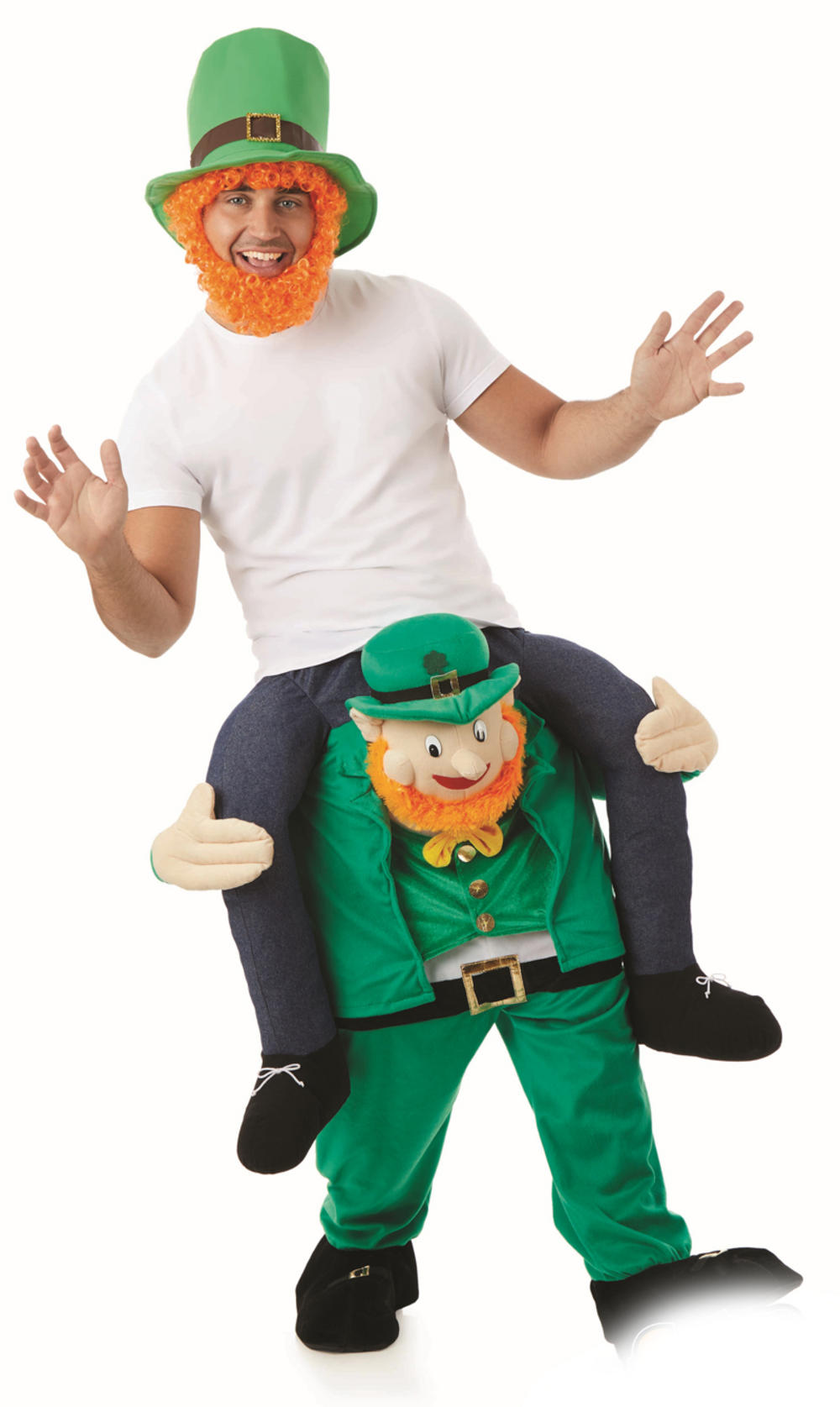 Lift Me Up Leprechaun Costume