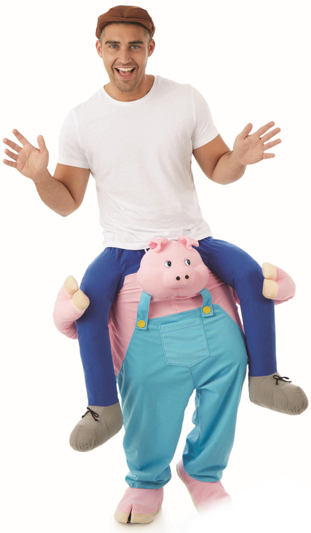 Lift Me Up Pig Costume