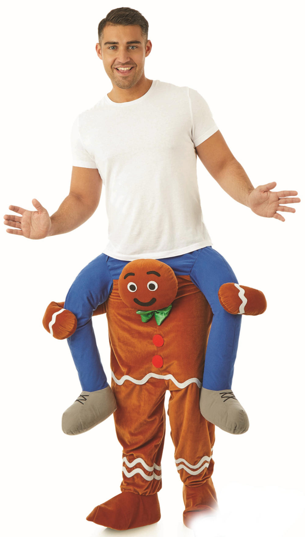 Lift Me Up Gingerbread Man Costume