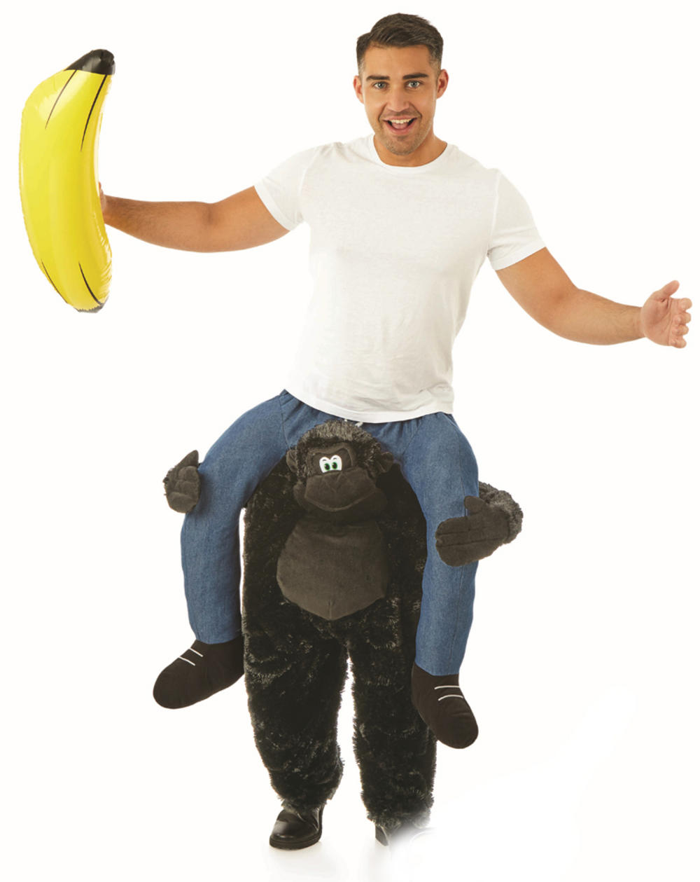 Lift Me Up Gorilla Costume