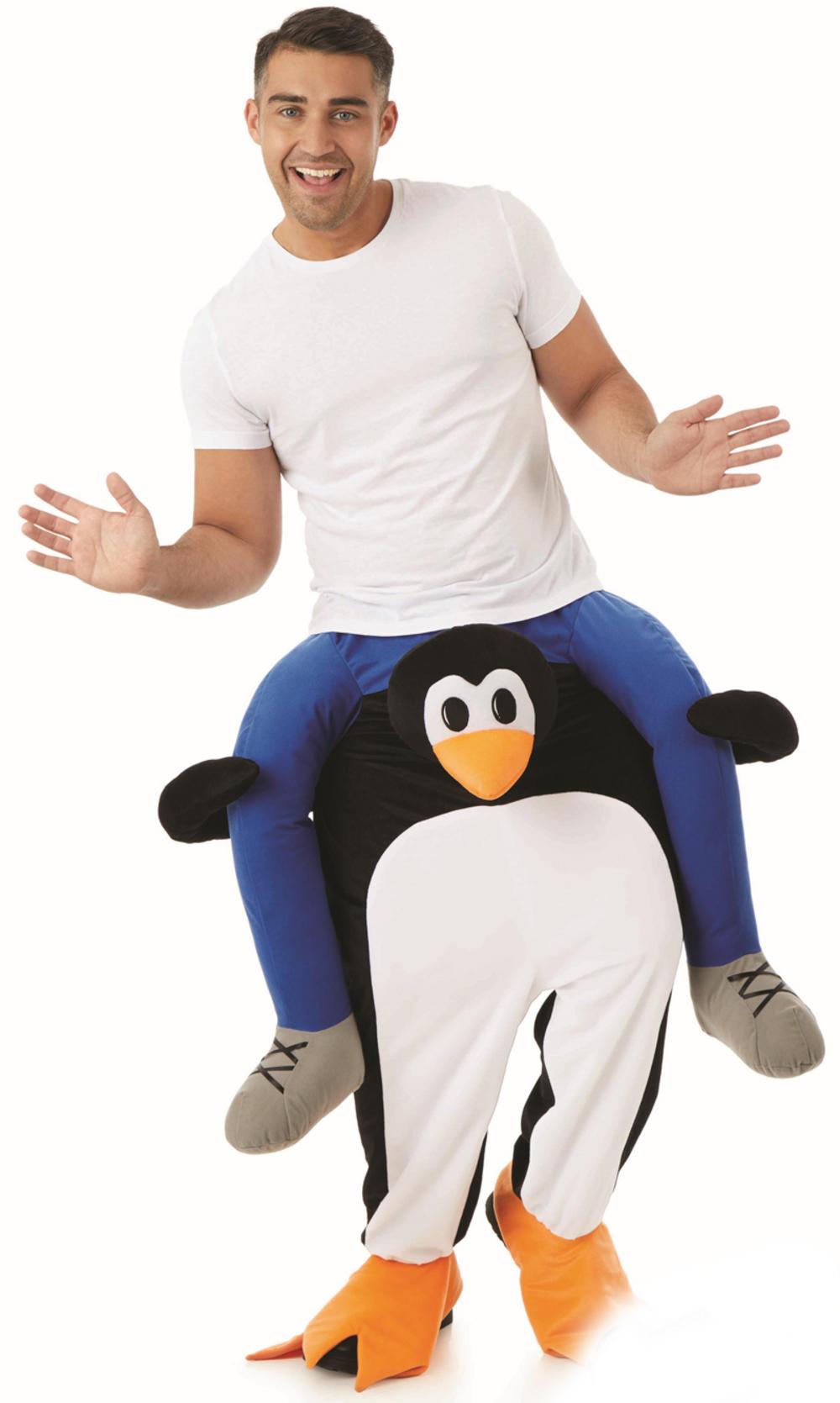Lift Me Up Penguin Costume