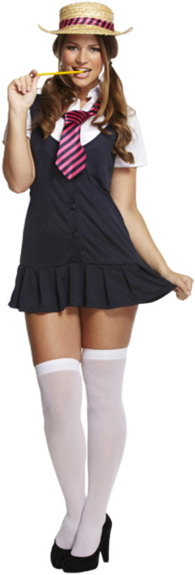 Sexy School Girl Costume