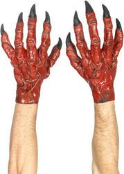 Latex Devil Hands