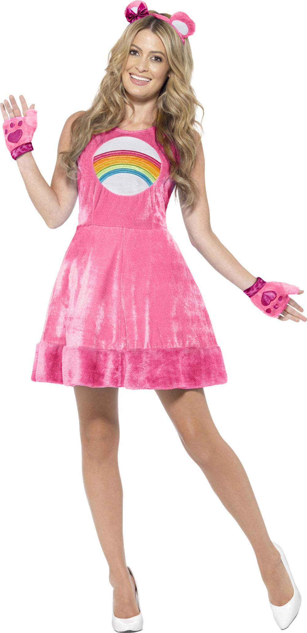 Care Bears Cheer Bear Ladies Costume