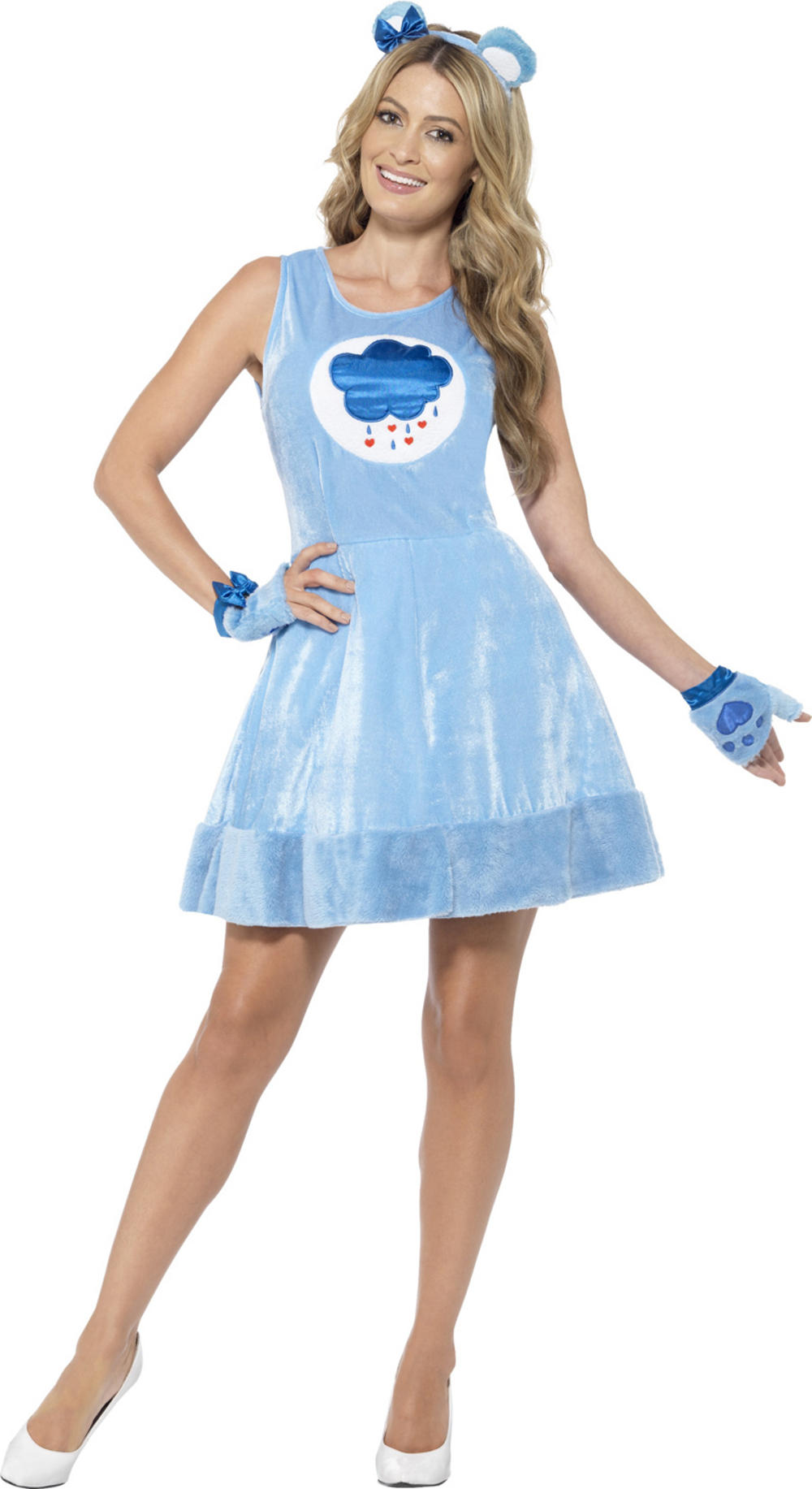 Care Bears Grumpy Bear Ladies Costume