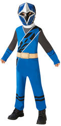 Blue Ninja Steel Power Ranger Boys Costume