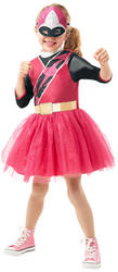Pink Ninja Steel Power Ranger Girls Costume