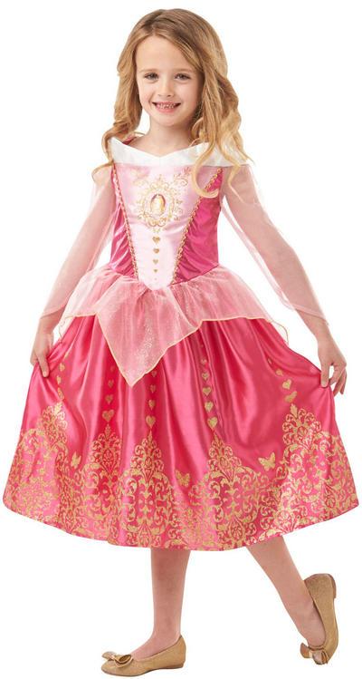 Gem Princess Sleeping Beauty Girls Costume